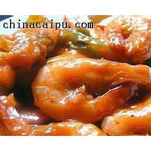 高丽凤尾虾