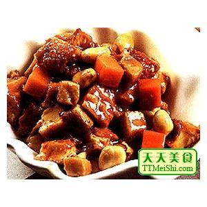 猪肉黄豆炖豆腐