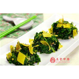 香脆芹菜叶
