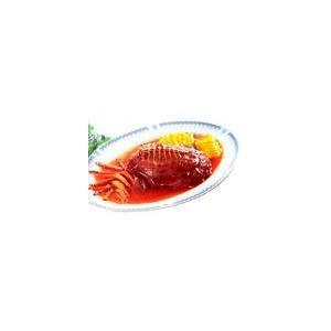 油爆生烧甲鱼