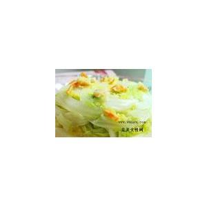 葱烧海米辣白菜