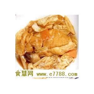 豆茸白菜卷