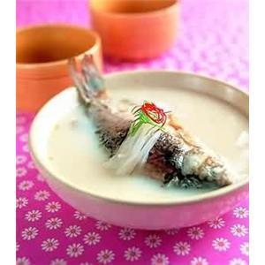 生炖鲤鱼豆腐