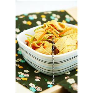 酱干豆腐丝