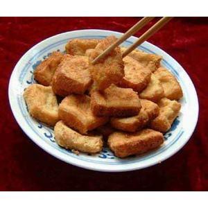 油炸豆腐(臭豆腐)
