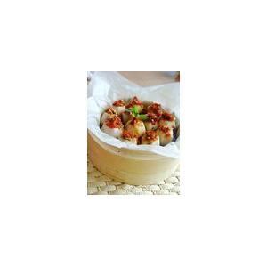 芋艿鸭块汤
