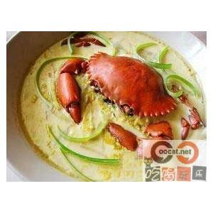 蒸芙蓉大蟹
