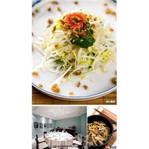 干贝蟹肉炖白菜