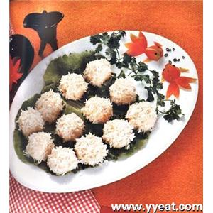 软炸珍珠鸡卷