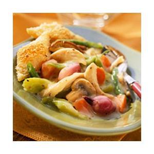 蔬菜鸡肉丸