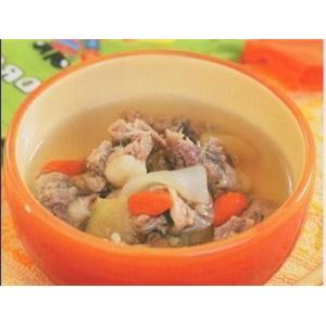 荠菜猪肝汤