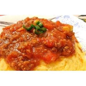 薯仔番茄泥