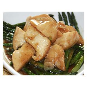 蚝汁白灵菇芦笋