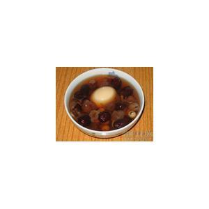 桂圆莲子鸡蛋汤