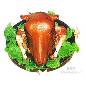扒白菜肉丸子