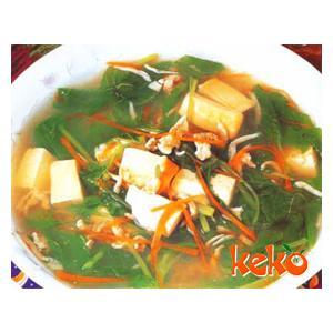 豆腐蔬菜羹