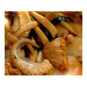 姜醋炒章鱼