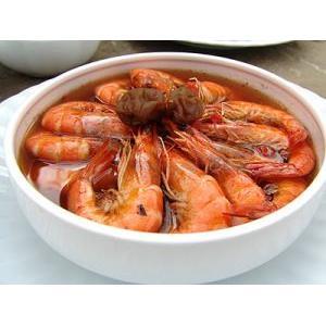 芙蓉梅花虾