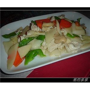 明炉酸萝卜鱼片汤