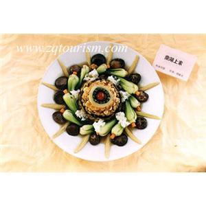 口蘑竹荪汤