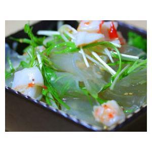 粉皮拌虾仁