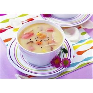 火腿洋葱汤