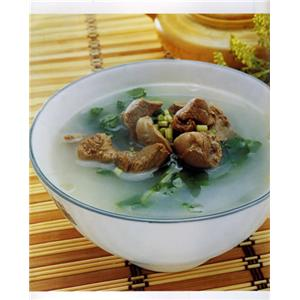木耳腰片汤