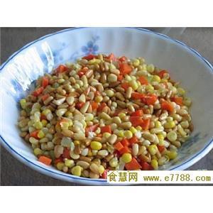 松仁玉米烩财鱼
