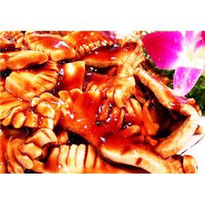 鱼片熘豆腐