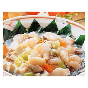 海鲜什锦豆腐煲
