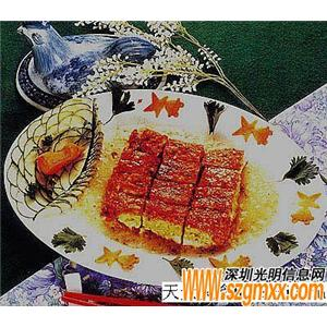 酥炸猪肉韭黄卷