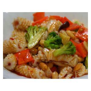 香菇鱿鱼汤
