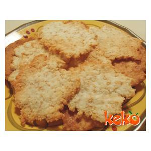 芝麻豆腐饼