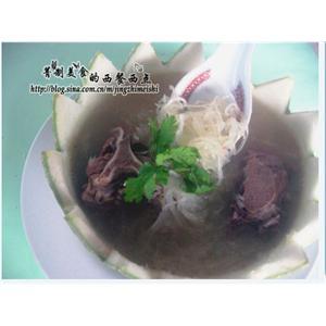 海蜇猪骨汤