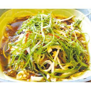 绿菜花金针菇
