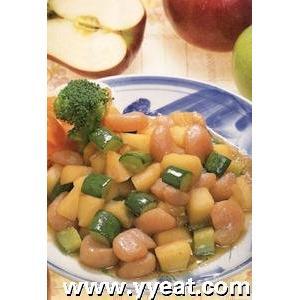 黄瓜素虾仁