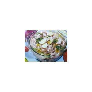 豌豆肚条汤