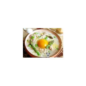 美味素蛋粥