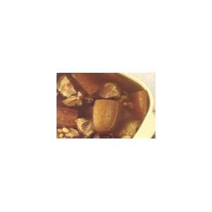 薏米扁豆老黄瓜汤