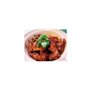枸杞黄精煨狗肉