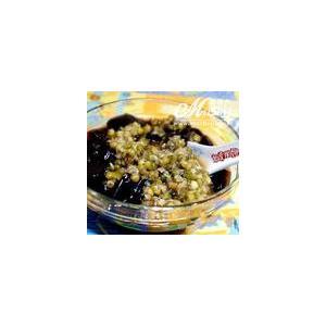 绿豆茯苓膏