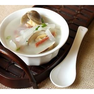 火腿萝卜丝浓汤