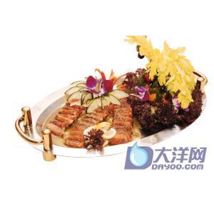 香草腌三文鱼