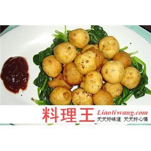 美式炸土豆