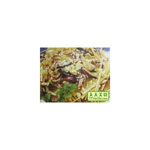 冬笋香菇烧白菜