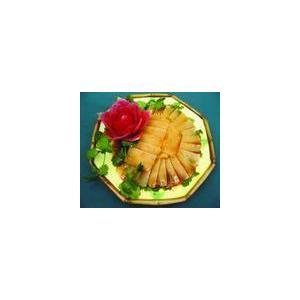 砂锅茴香冻鸭