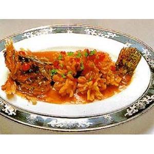 网油香酥桂鱼