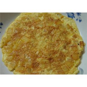 西班牙土豆煎蛋