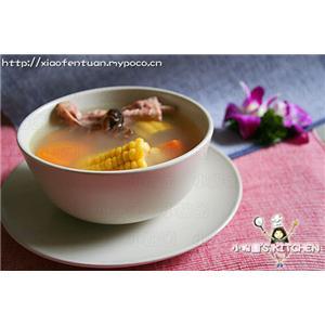 粟米猪骨汤