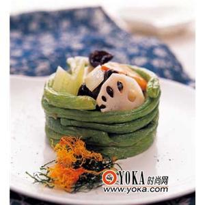 素炒白花藕